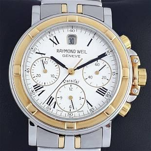 Raymond Weil Parsifial Chronograph Ref 7230 Men