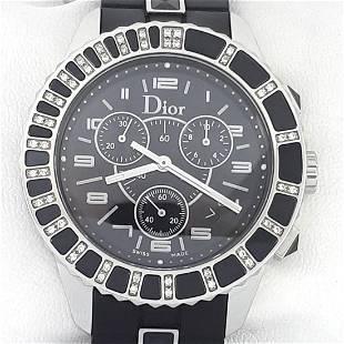 Dior Christal Chronograph Ref cd114316 Men