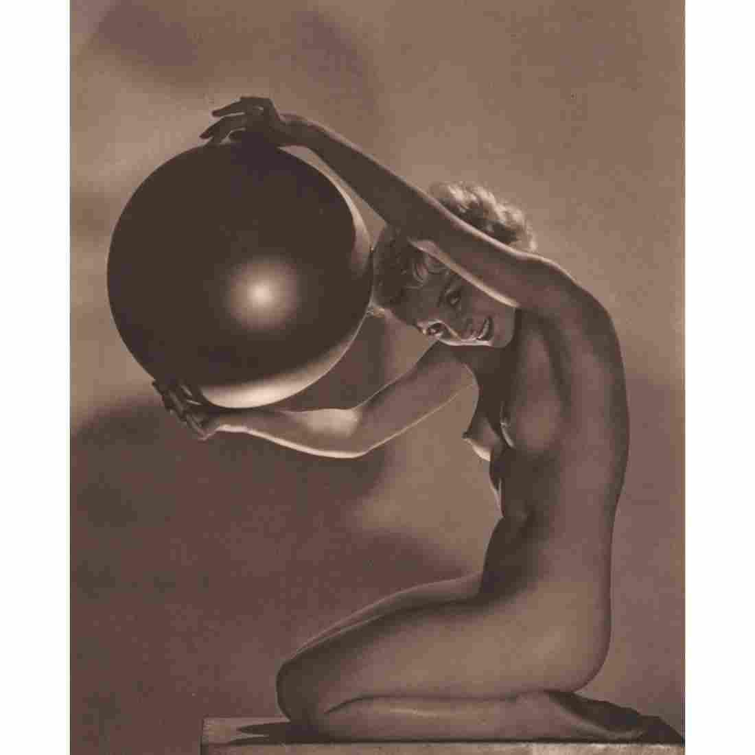 WALTER BIRD - Rosemary Andree - nude