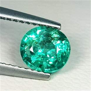 1.28 ct Natural Green Apatite