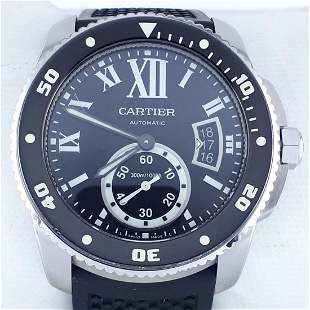 Cartier - Calibre de Cartier - Ref: 3729 - Men -