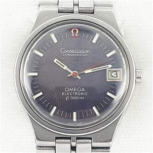 Omega - Constellation Electronic f 300 Hz - Ref: