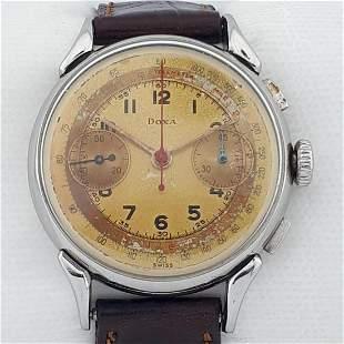Doxa - Vintage Chronograph - Ref: 198.0006 - Men -