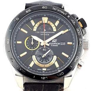 CASIO Edifice watch collection - CHRONOGRAPH  -