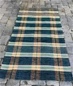 Early 20th c Rag Carpet (unused)