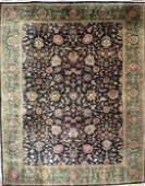 "Persian Tabriz Rug, Wool, 8'6"" x 11'"