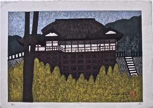 Noriaki Okamoto: Kiyomizu Temple
