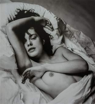 RICHARD AVEDON - Nastassja Kinski, 1982