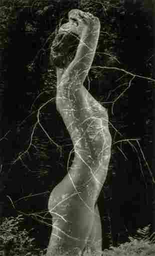 RUTH BERNHARD - Symbiosis, 1971