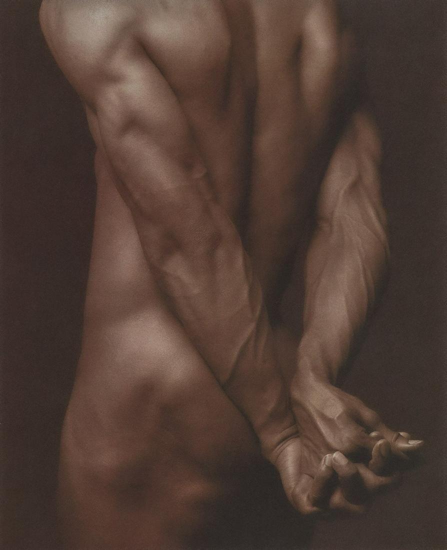 BARBARA BORDNICK - Male Nude