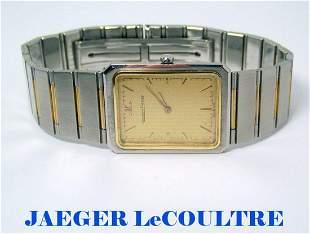 UNISEX 18k & S/Steel JAEGER LECOULTRE Watch 146 116 5*