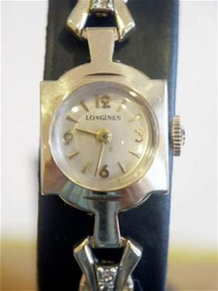 Vintage 14k Gold LONGINES Winding Ladies Watch in
