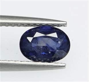 IGI Certified Sapphire