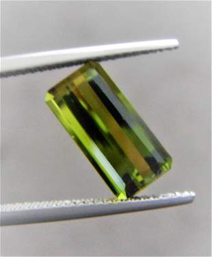 Green Tourmaline - 2.95 ct