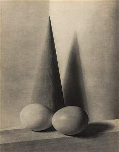 PAUL OUTERBRIDGE - Consciousness, 1931
