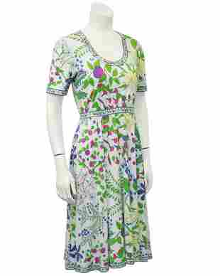 Bessi Floral Day Dress