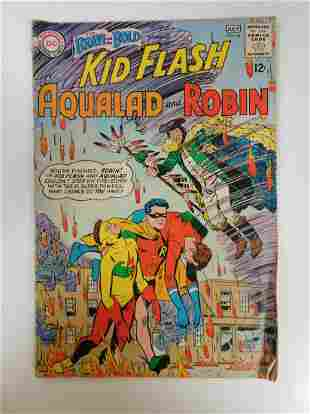 Brave and the Bold #54 1st App. of the Teen Titans