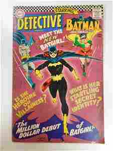 Detective Comics #359 1st appearance of the new Batgirl