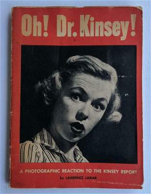 1953 A PHOTOGRAPHIC REACTION TO KINSEY REPORT by