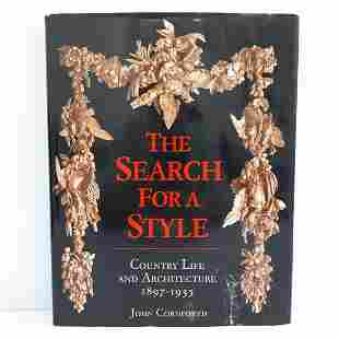 THE SEARCH FOR A STYLE