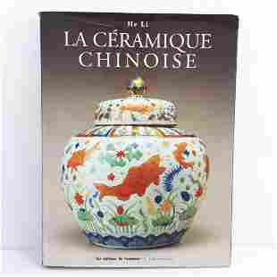 LA CERAMIQUE CHINOISE