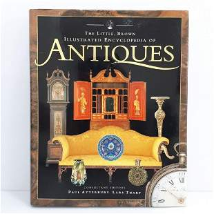 THE LITTLE, BROWN ILLUSTRATED ENCYLOPEDIA OF ANTIQUES
