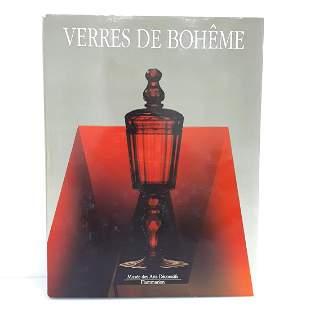 VERRES DE BOHEME 1400-1989