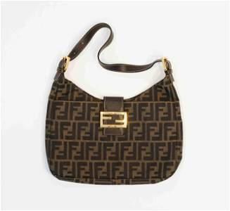 Fendi Zucca Mama handbag