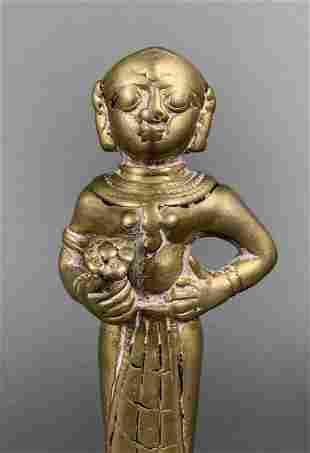 India Bronze Devi