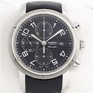 Hermès - Clipper Chronograph - Ref: CP1.910 - Men -