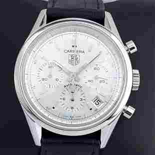 TAG Heuer - Carrera Chronograph - Ref: CV2110-0 - Men -