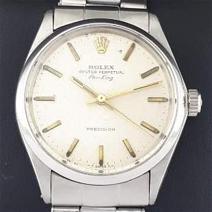 Rolex - Oyster Perpetual Air-King - Ref: 5500 - Men -