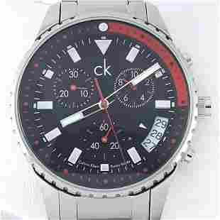 Calvin Klein - Chronograph - Ref:K32174 - Men -