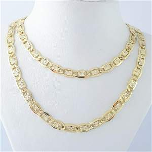 14K Yellow Gold - Necklace
