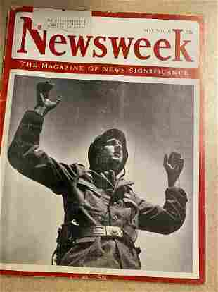 May 7, 1945 Newsweek