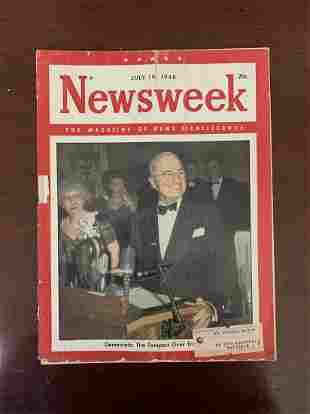 July 19, 1948 Newsweek
