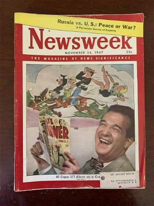 November 24, 1947 Newsweek