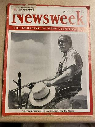 July 2, 1945 Newsweek