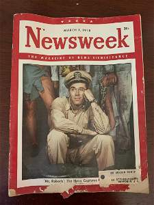 March 1, 1948 Newsweek