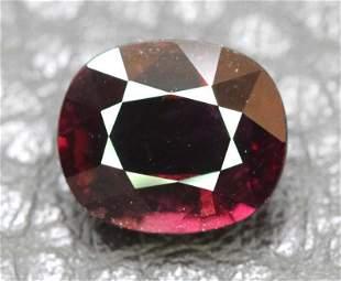 Spinel Gemstone , Natural Wine Color Spinel Gemstone