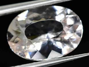 2.5 Carats Beautiful Marganite Gemstone ~ 11x7x5 MM