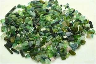 65 Grams Beautiful Tourmaline Crystals