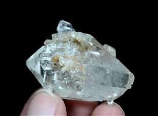 21 Gram Clear  Natural Fully Terminated Quartz Specimen