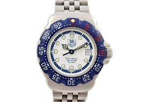 Vintage Tag Heuer F1 Series WA1419 Quartz Ladies Watch