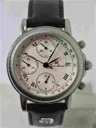 Mens S/Steel JEAN MARCEL Chronograph Automatic watch
