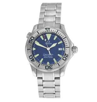 Men's Omega Seamaster 2263.80 Stainless Steel 36MM Date