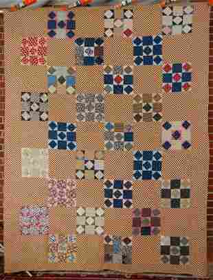 20's Diamond in a Square Quilt