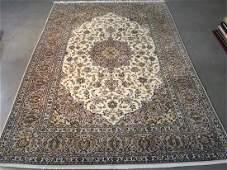 STUNNING PERSIAN KASHAN RUG 8x 114