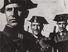 W. EUGENE SMITH - Spanish Civil Guard, 1950