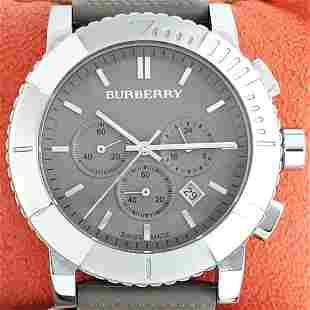 Burberry - Trench Chronograph - Ref:BU2300 - Men -